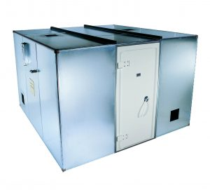 Faraday Shielding Series 81 RF Shielded Room